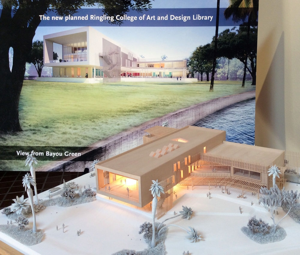 Ringling College Library Models And Renderings Photo